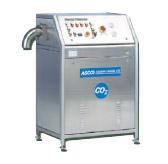 Ascojet szárazjég-gyártó gép A120P