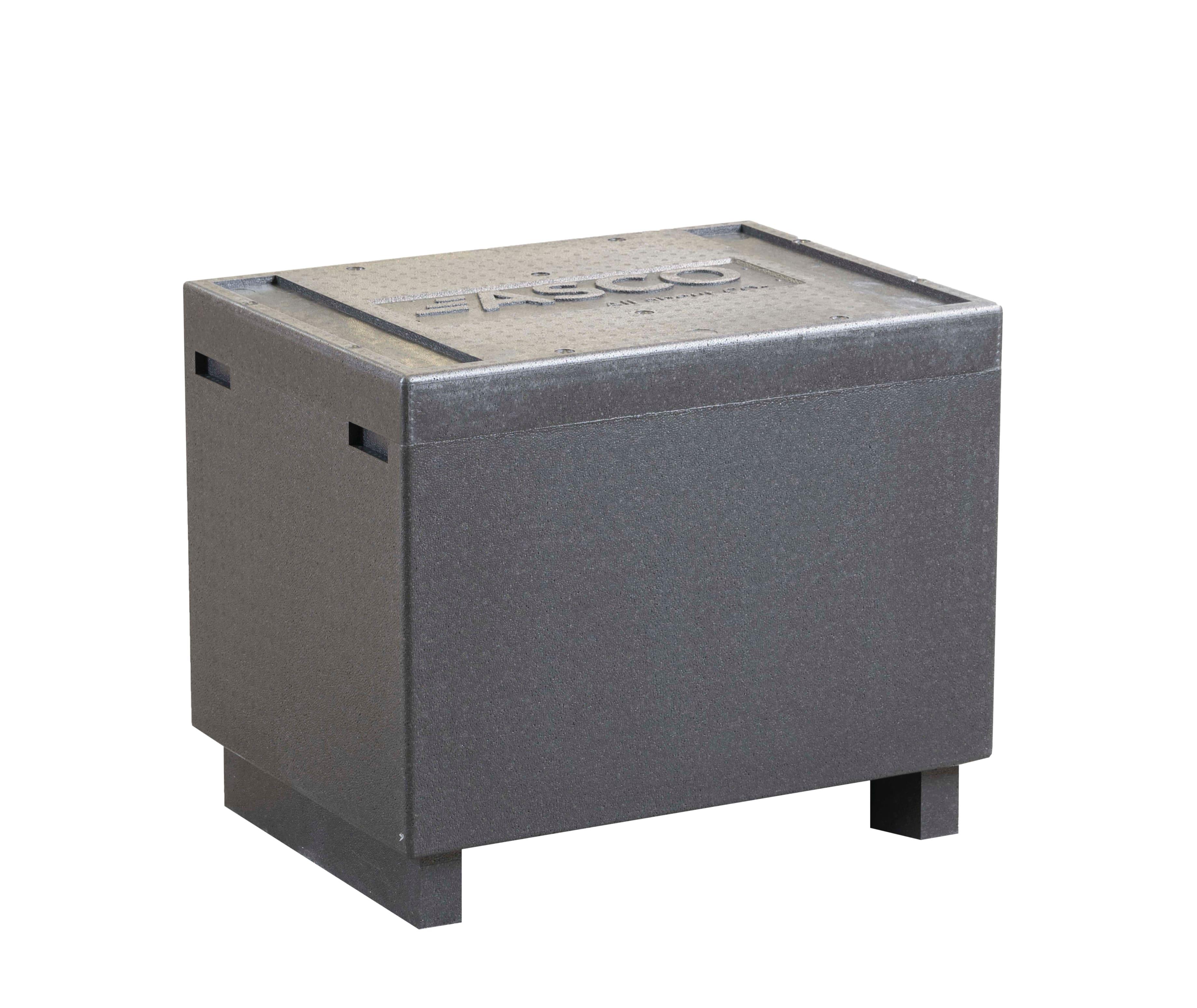 Asco szárazjeg tároló konténer AT126