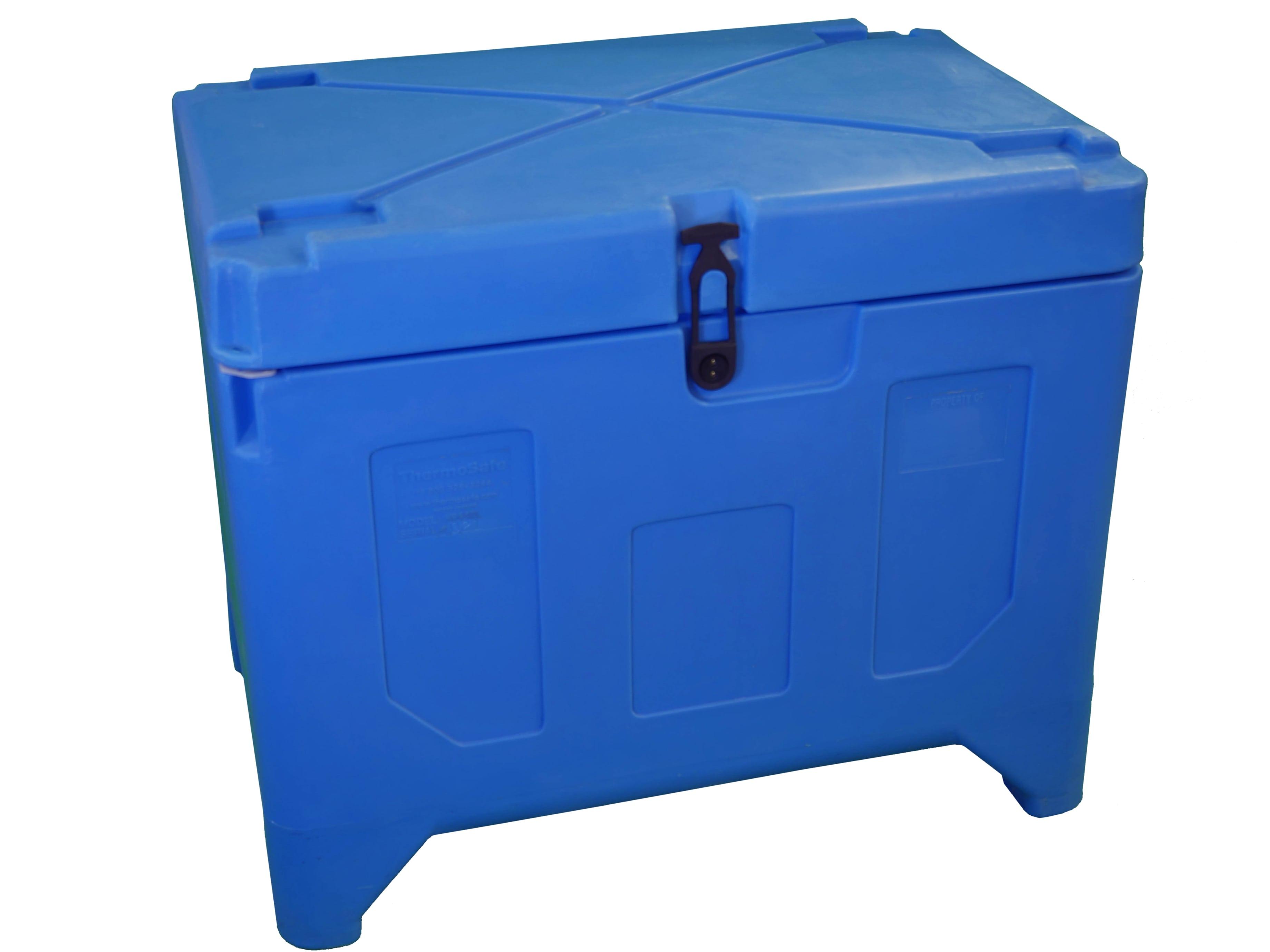 Asco szárazjeg tároló konténer AT440