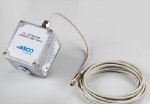 Asco Co2 gáz szenzor
