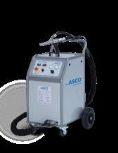 Asco szárazjeges tisztítógép Ascojet Combi 1708
