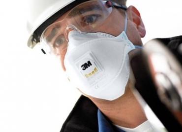 3M légzésvédelem-légzészűrő