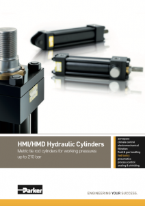 Parker HMI/HMD hidraulikus hengerek