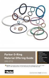 Parker O-gyűrű anyagútmutató
