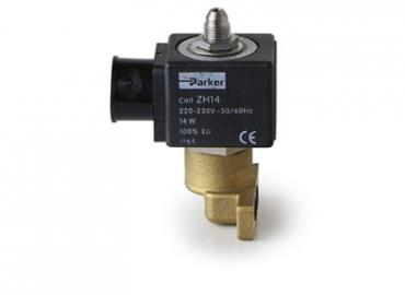 Parker elektromos szelep, electronic valves