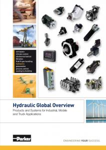 Parker globális hidraulika katalógus