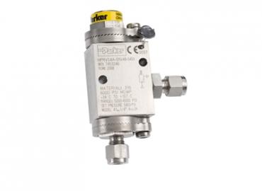 Parker műszerszelep, instrumentation valve