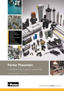 Parker pneumatika katalógus