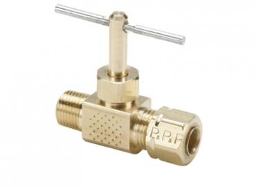 Parker tűszelep, neddle valve